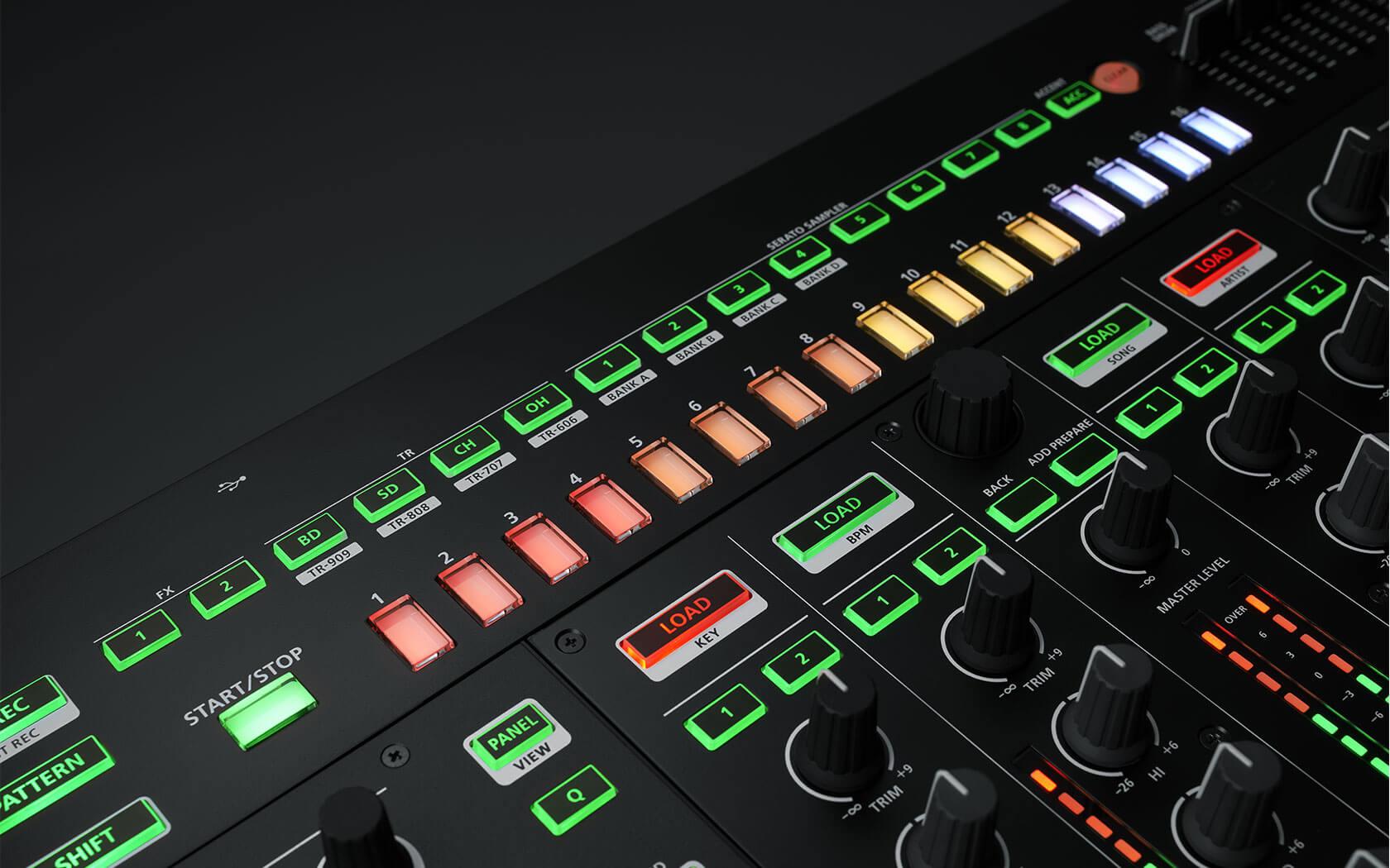 DJ-808:TR-S