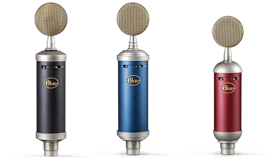 Blue Microphones SLシリーズ3機種
