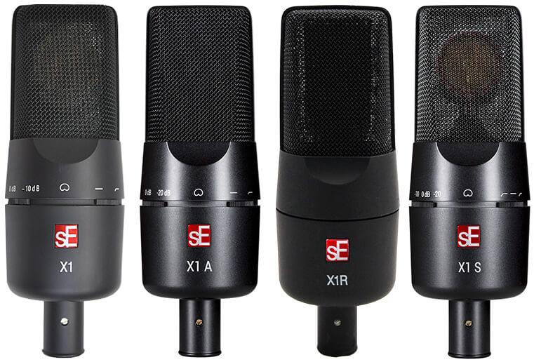 sE Electronics X1シリーズ