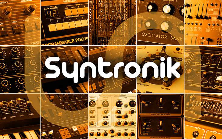 IK Multimedia Syntronik