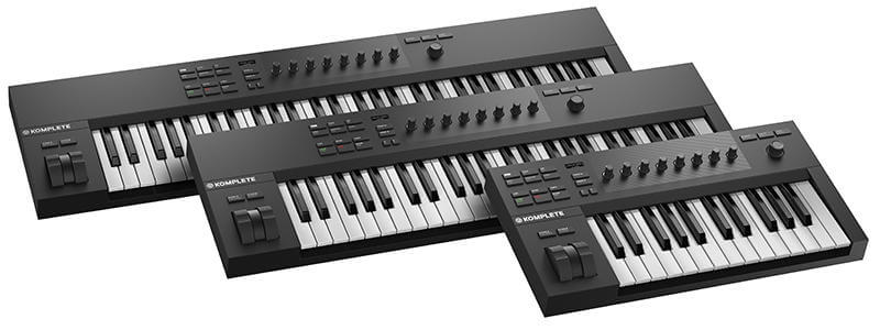Native Instruments KOMPLETE KONTROL Aシリーズ