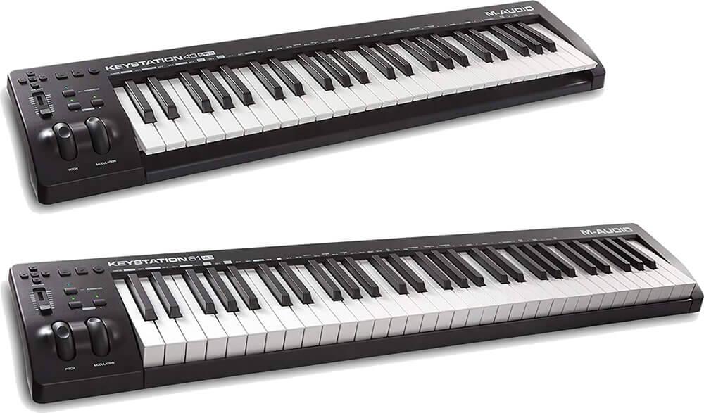 M-Audio Keystation MK3シリーズ