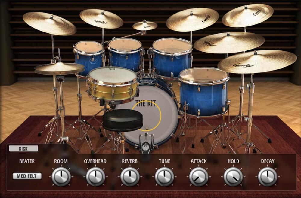 Groove Agent 5:アコースティックドラム