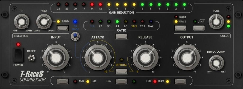IK Multimedia T-RackS Comprexxor