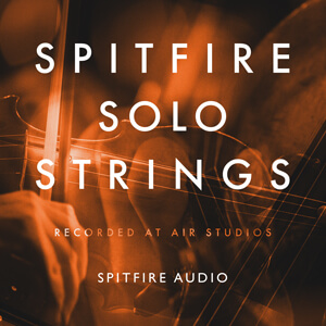 SPITFIRE AUDIO SPITFIRE SOLO STRINGS