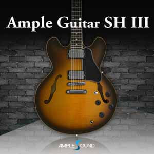 AMPLE SOUND AMPLE GUITAR SH III