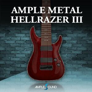 AMPLE SOUND AMPLE METAL HELLRAZER III