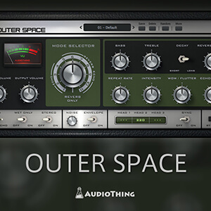 AUDIOTHING OUTER SPACE
