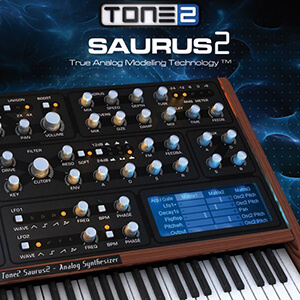 TONE2 SAURUS 2