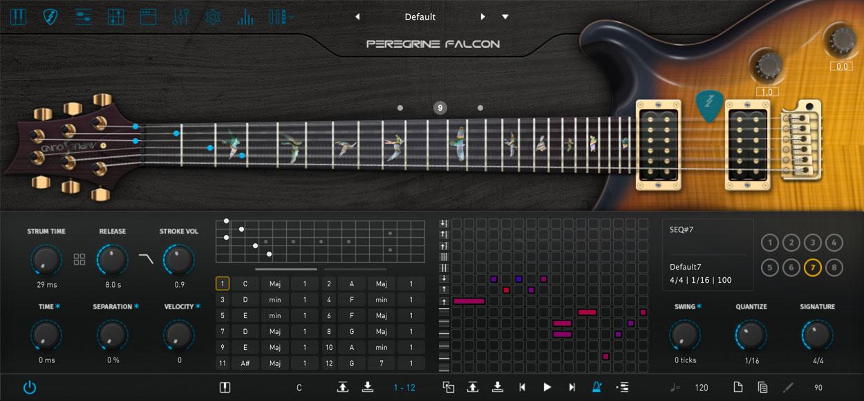 AMPLE GUITAR PF III