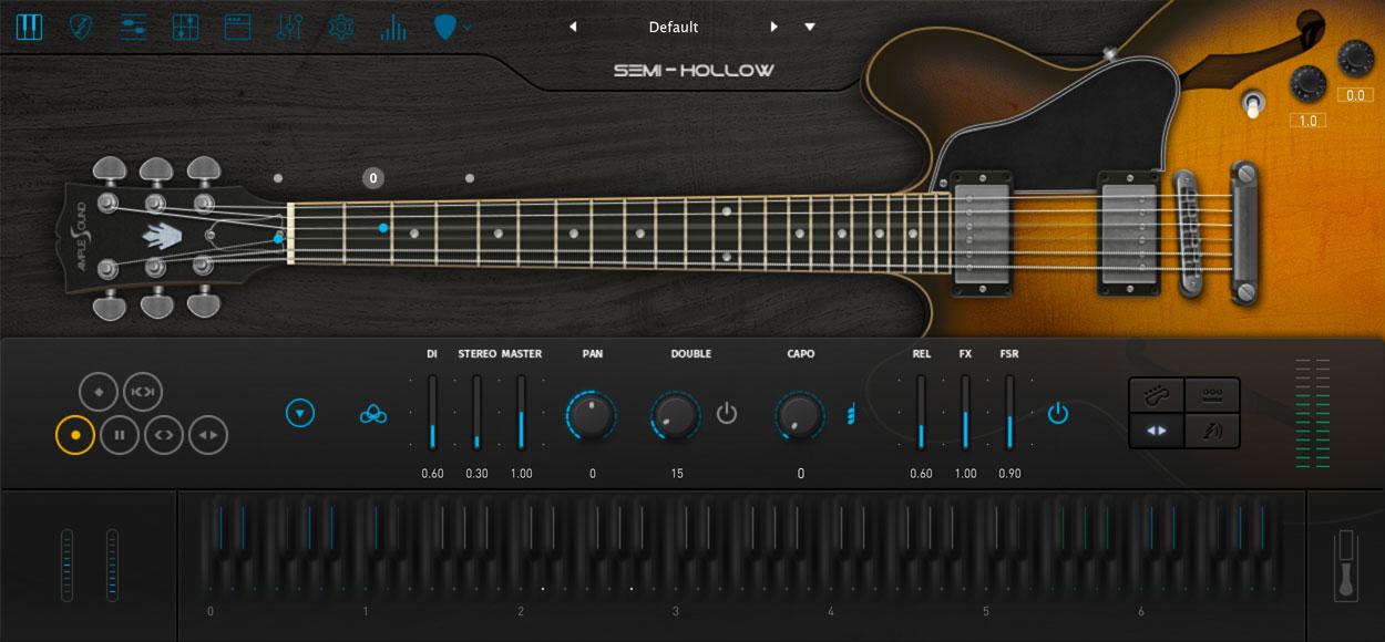 AMPLE GUITAR SH III