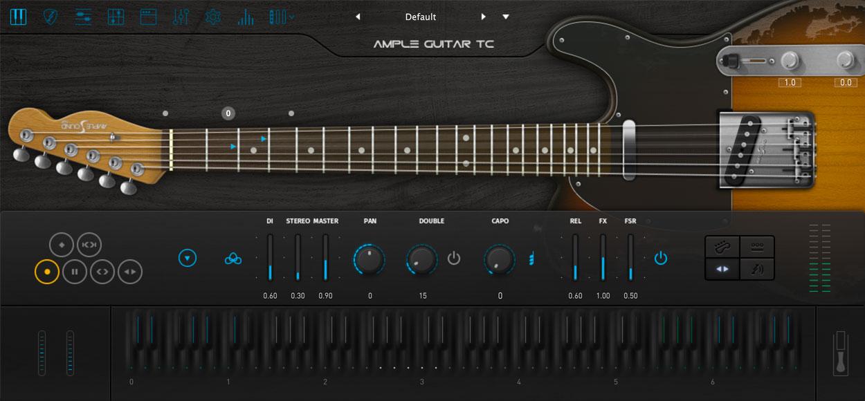AMPLE GUITAR TC III