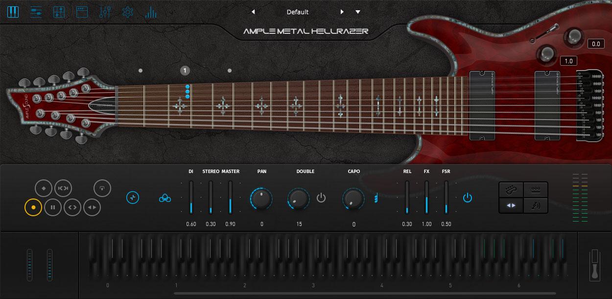 AMPLE METAL HELLRAZER III
