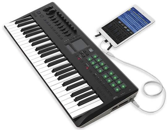KORG Gadget:MIDIコントロール