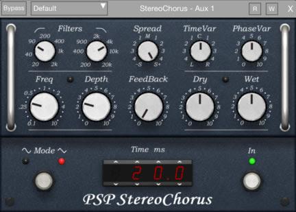 PSP StereoChorus